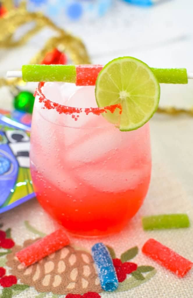 sour candy mocktail recipe