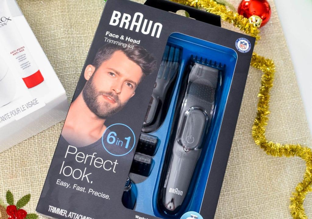 braun multi-grooming kit