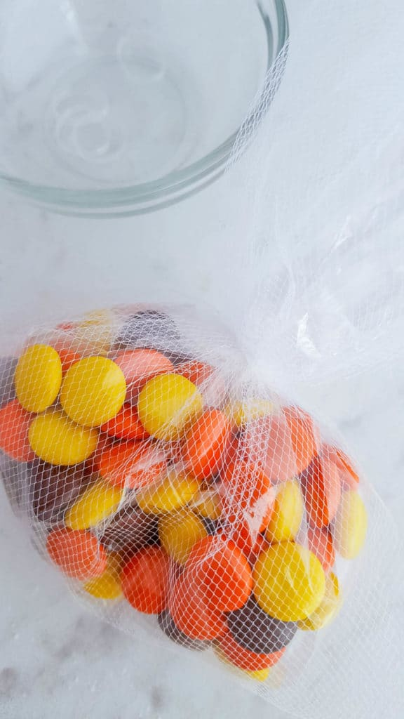 Thanksgiving Turkey Candy Bags