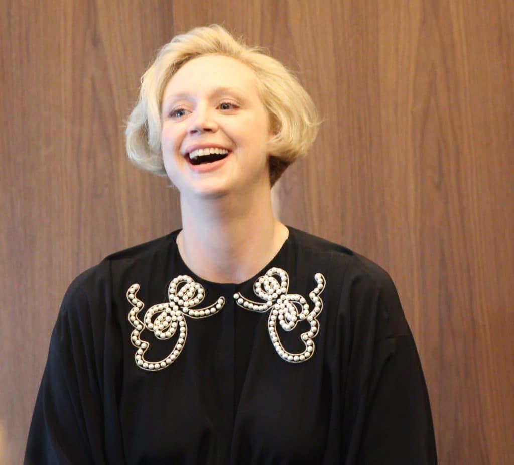 Gwendoline Christie star wars the last jedi