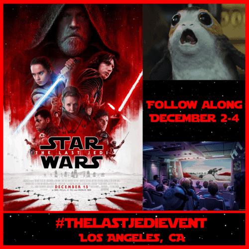 Star Wars media day