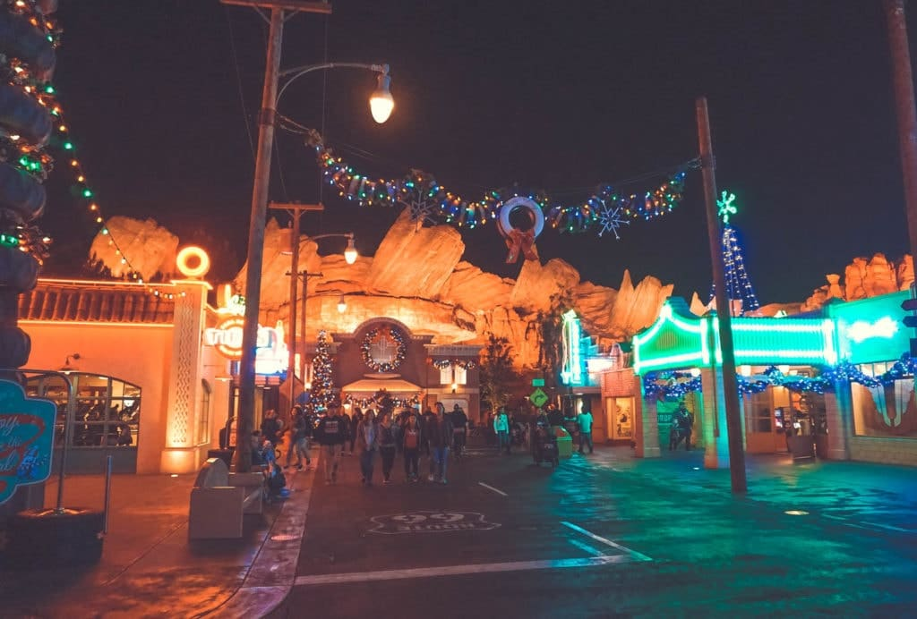 cars land holiday