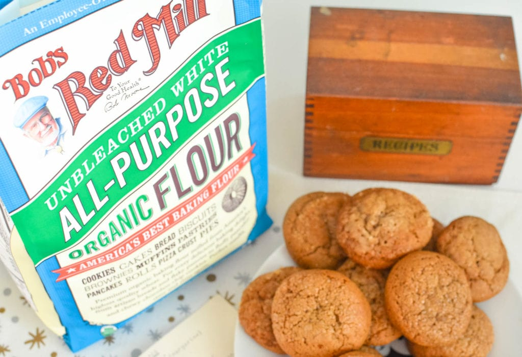 soft chewy molasses cookies recipe