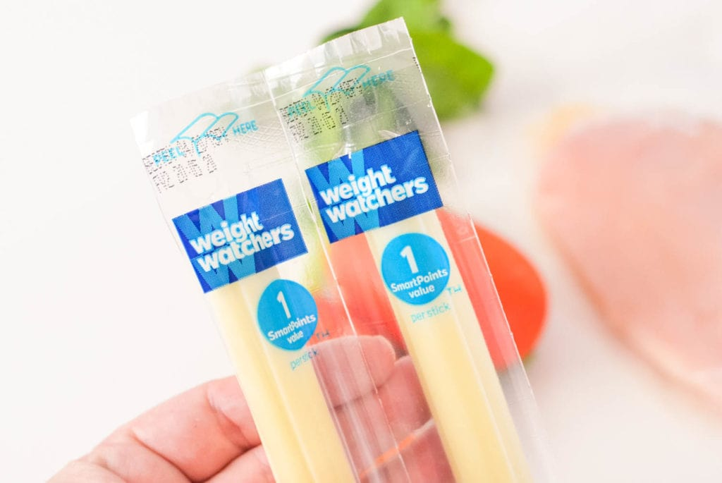 weight watchers string cheese snack
