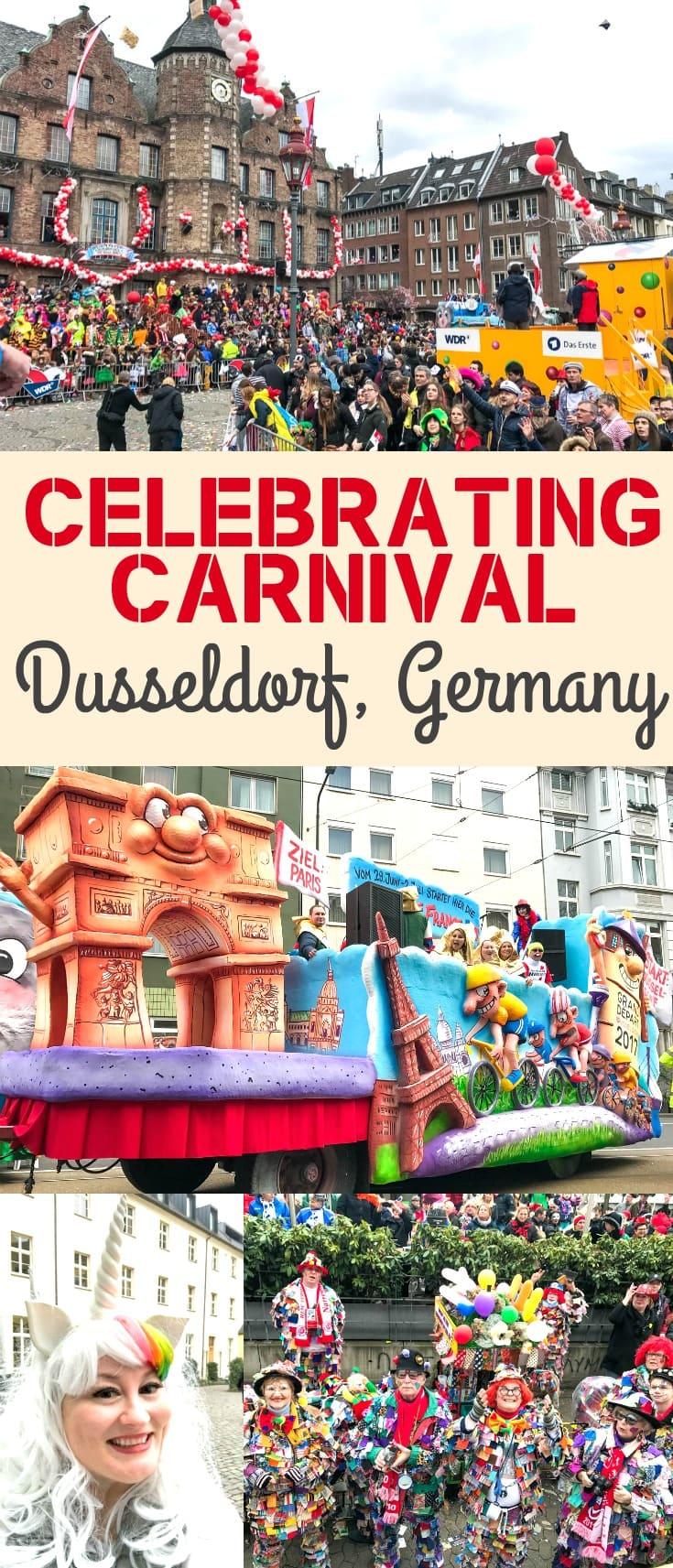 carnival dusseldorf germany