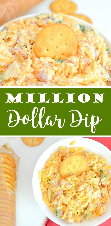 million dollar dip recipe