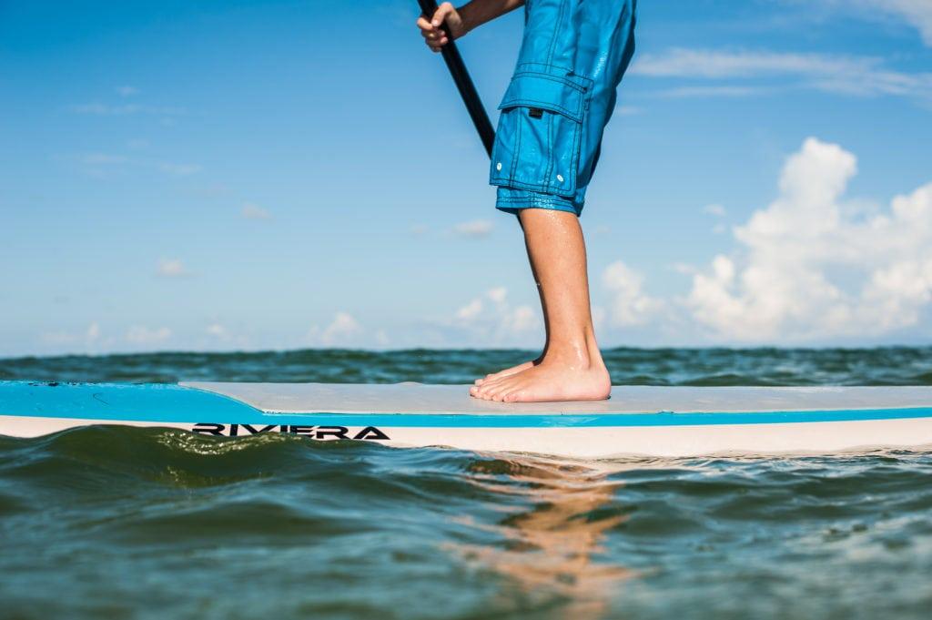 gulf county florida paddleboarding