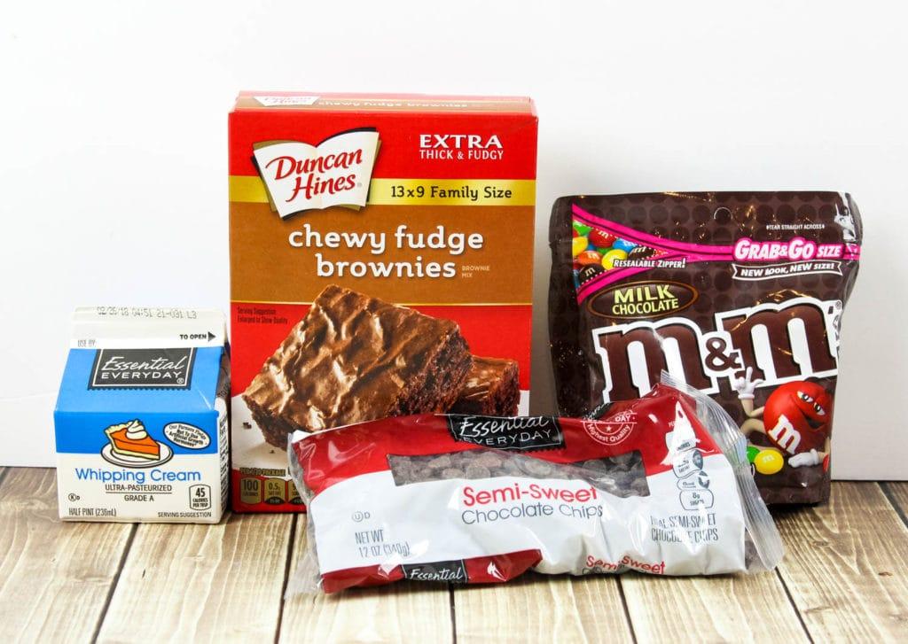 cosmic brownies ingredients