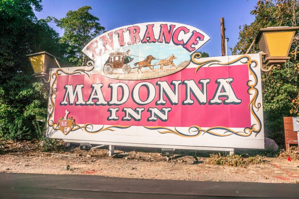 historic madonna inn