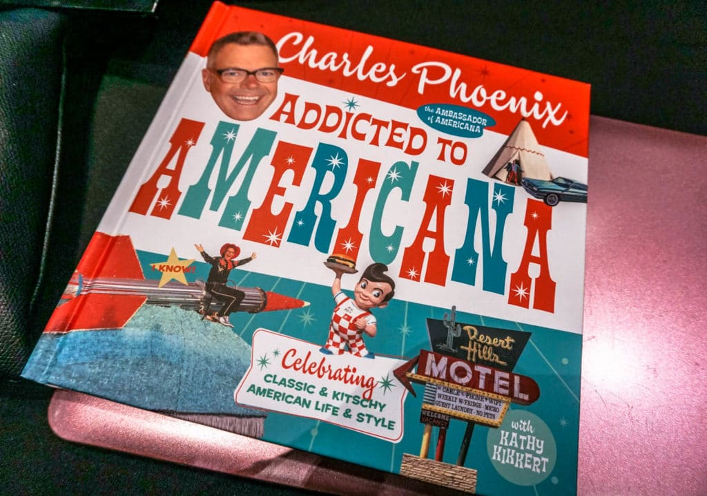 Charles Phoenix Addicted to Americana
