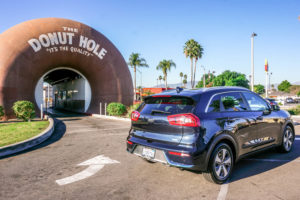 The Donut Hole in La Puente, California