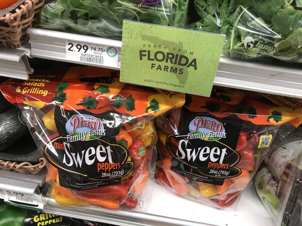fresh from florida publix