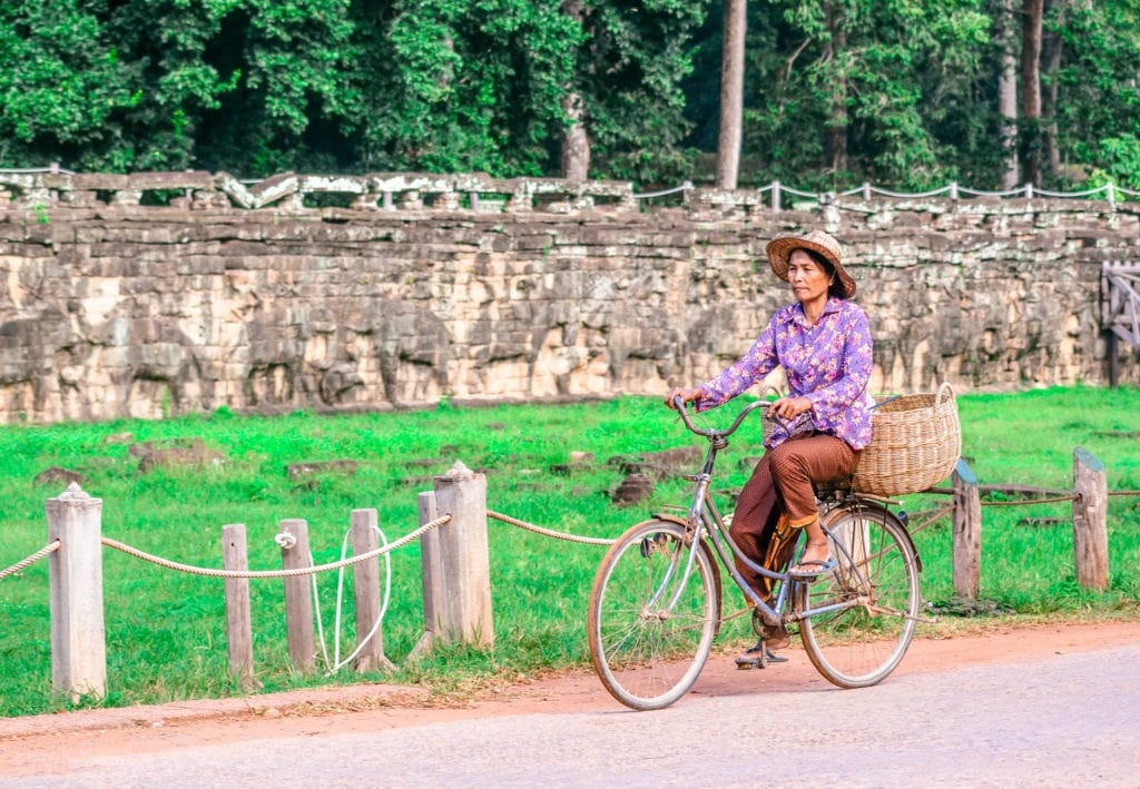 angkor wat bike