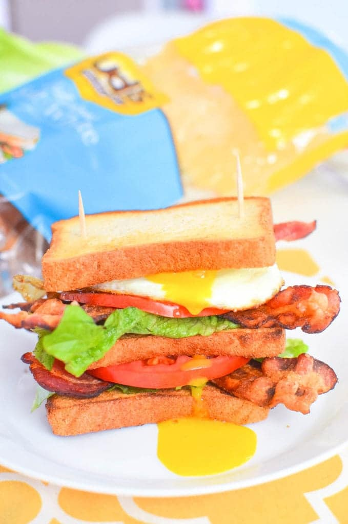 ultimate breakfast blt sandwich recipe