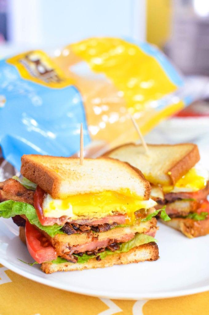 udi's gluten free breakfast blt sandwich