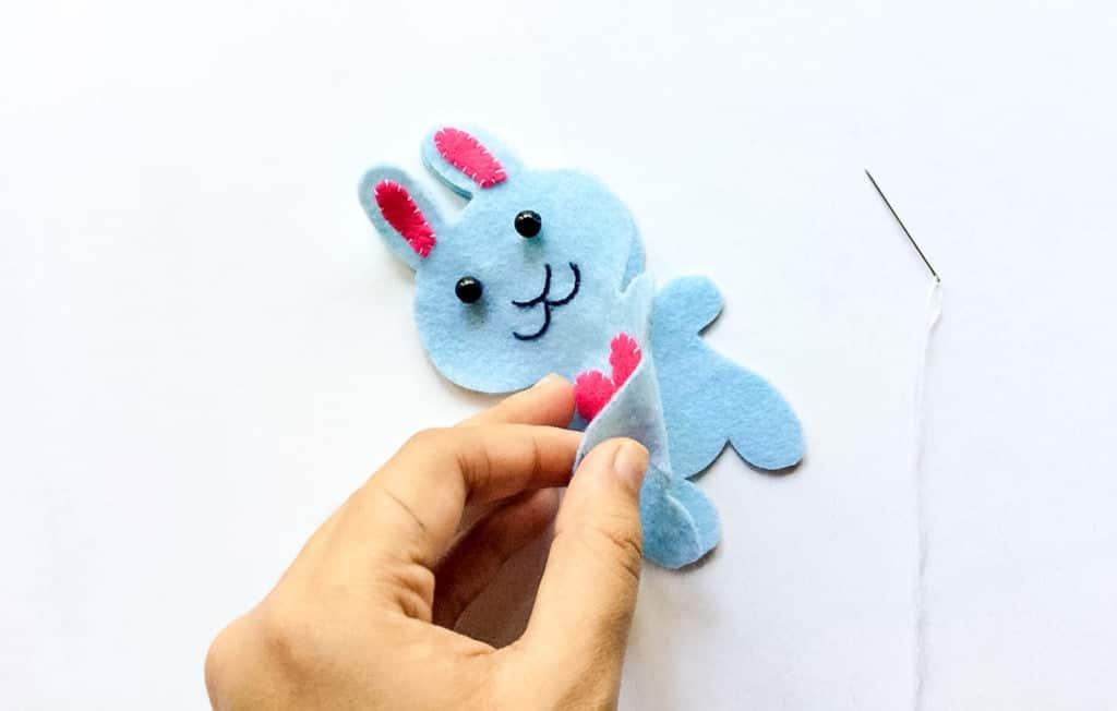 How to Make a Felt Plushie Animal