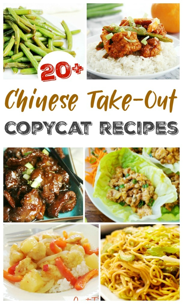 copycat chinese takeout recipes
