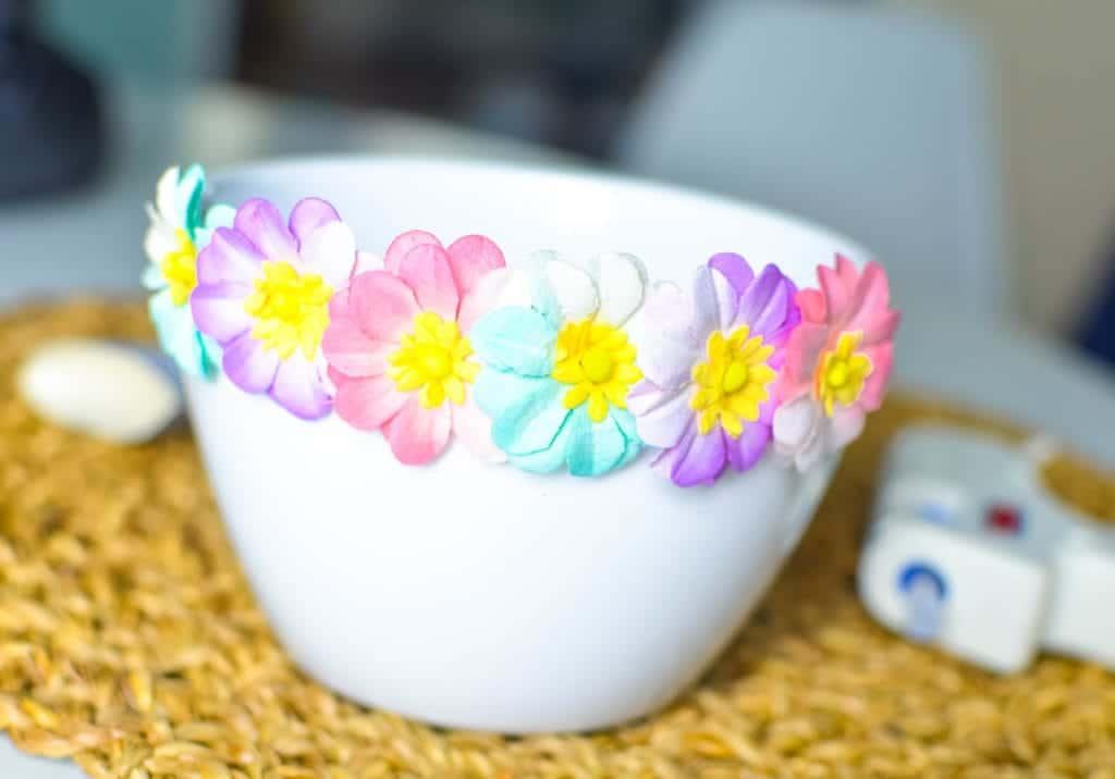 unicorn flowerpot craft