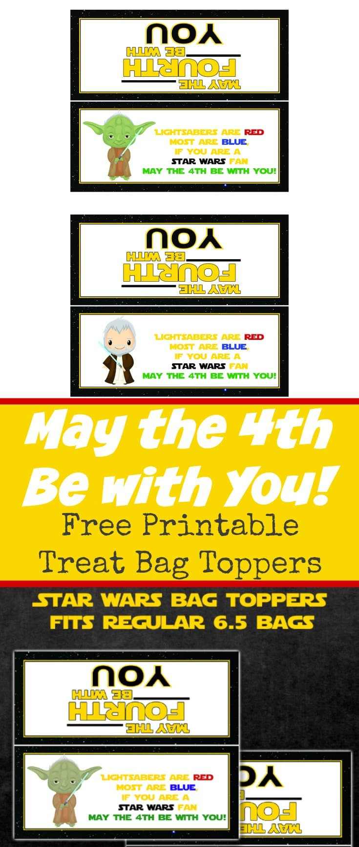 may the fourth be with you printable