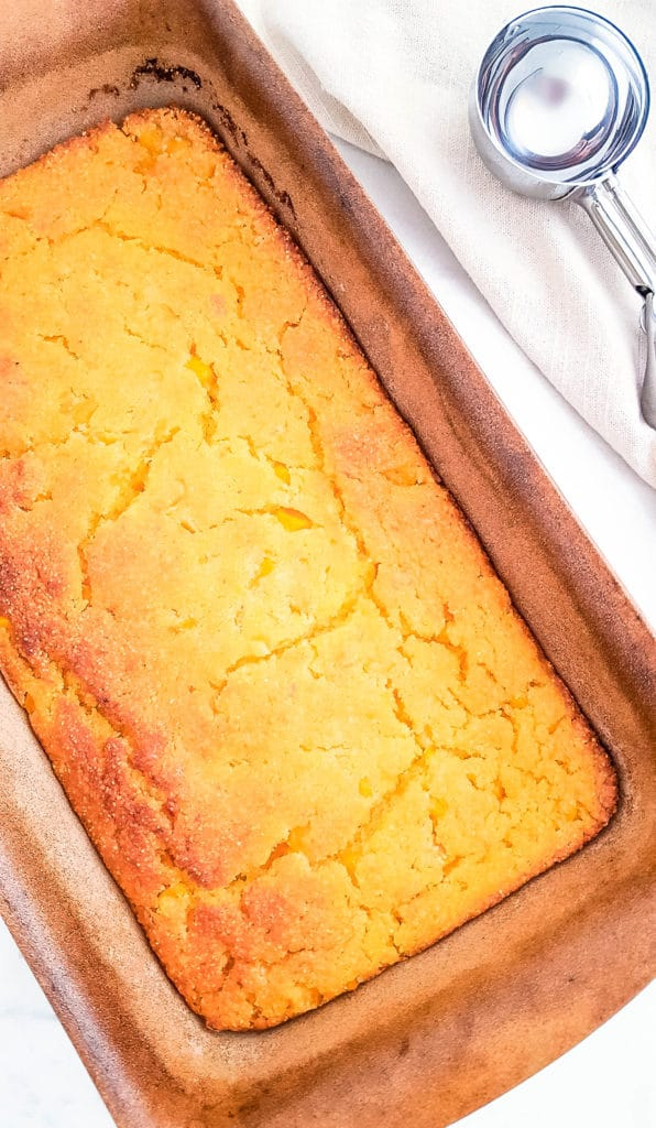 Jiffy Mexican Sweet Corn Cake