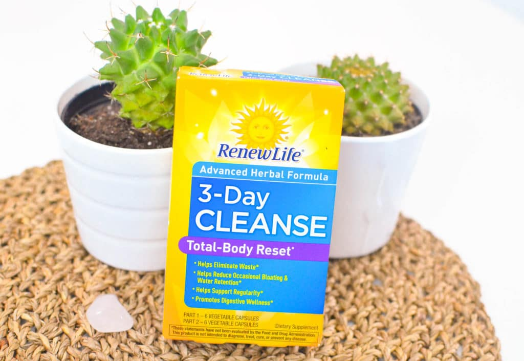 renewlife 3 day cleanse