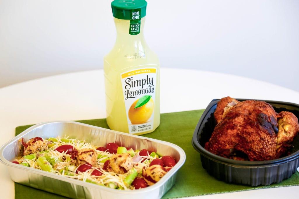 secret for easy weeknight meals
