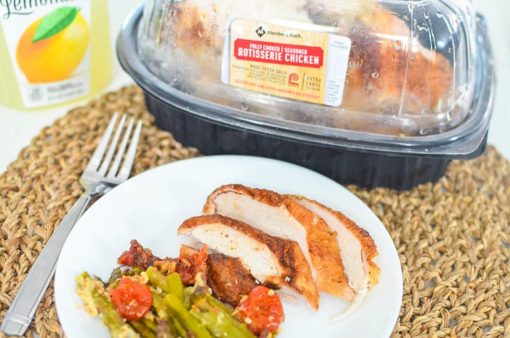 sam's club Rotisserie Chicken
