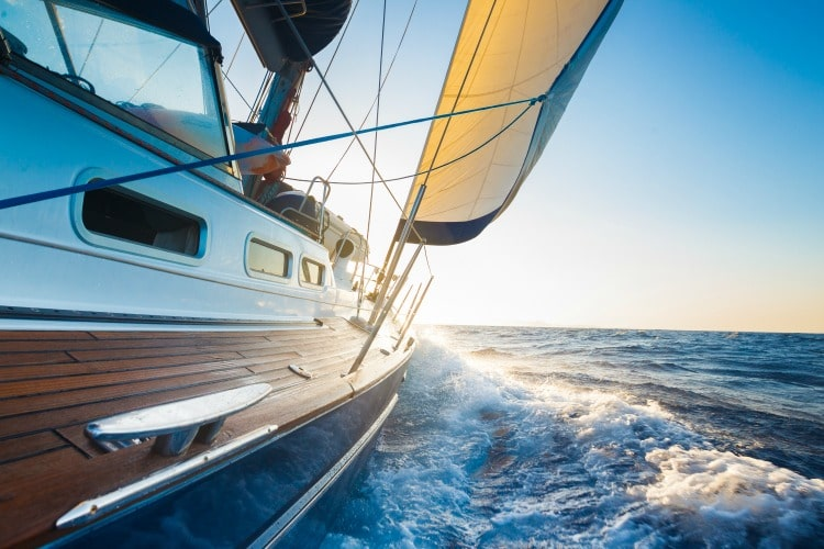 charter boat career