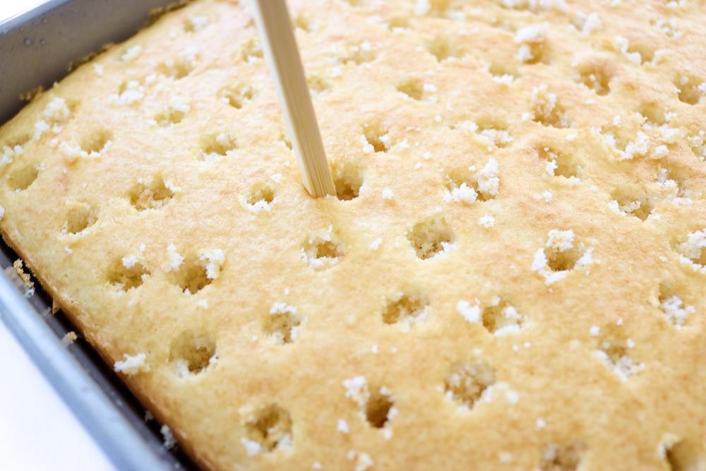 Box Cake Mix With Condensed Milk