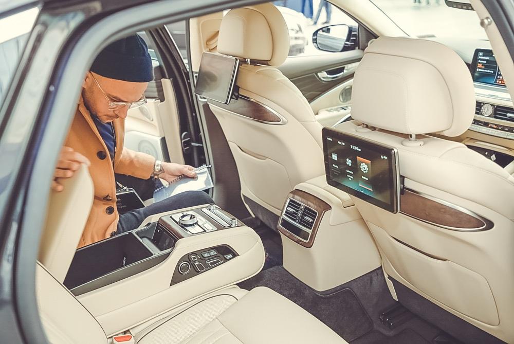 kia k900 luxury