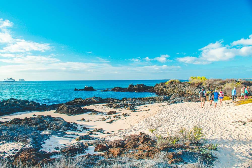 Las Bachas, Santa Cruz Island