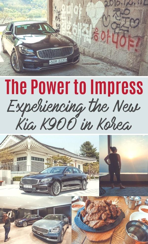 new kia k900 korea