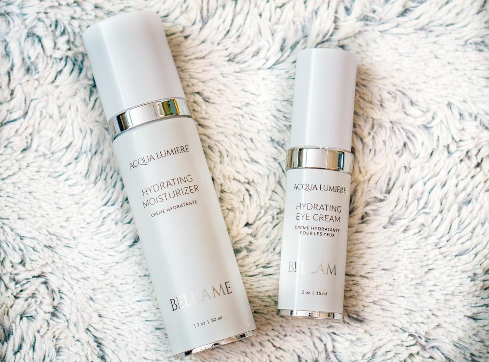 Acqua Lumiere Hydrating Moisturizer & Eye Cream