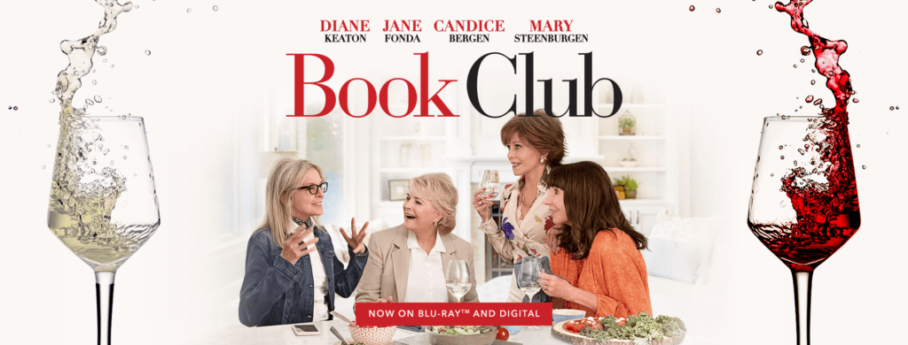 book club movie banner
