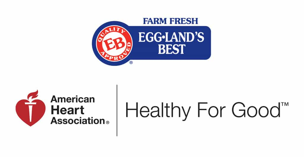 Eggland's Best and American Heart Association Approved Recipes