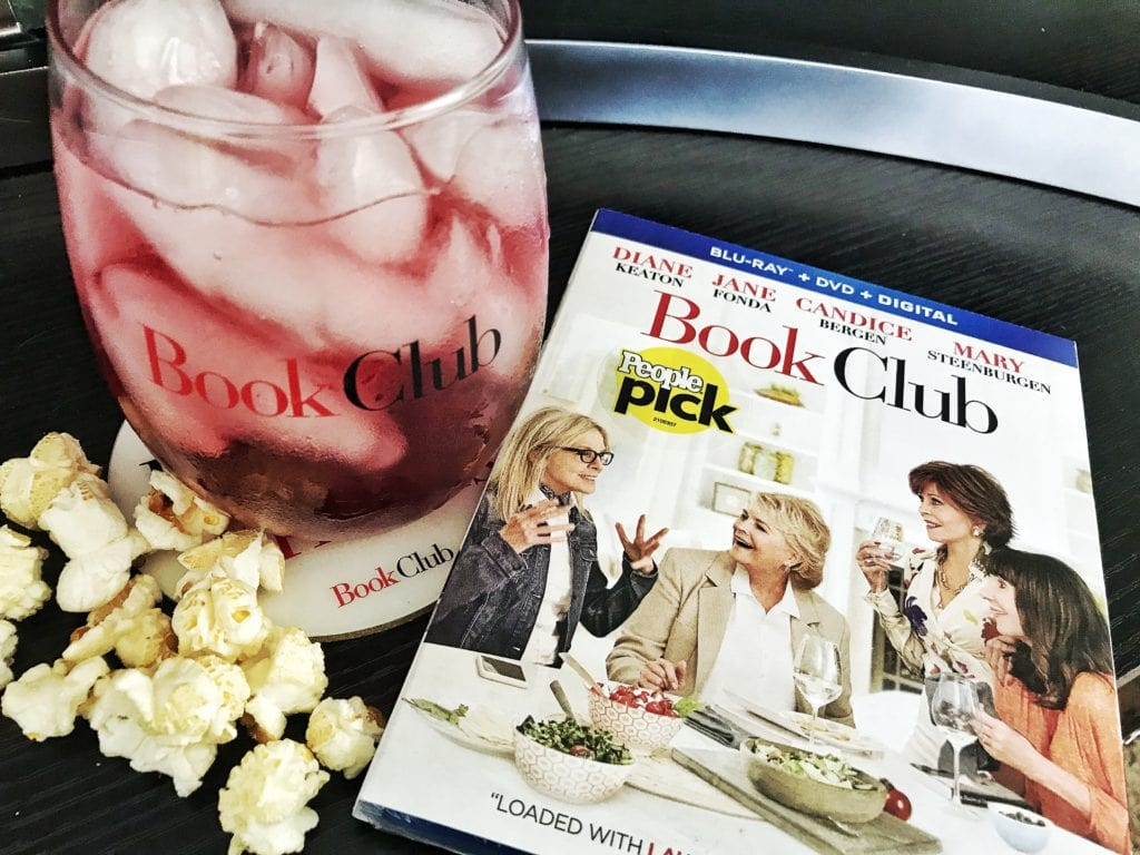 book club blu-ray