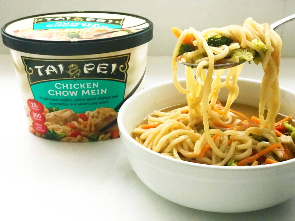 Instant Chicken Chow Mein Noodles Soup Recipe Hack