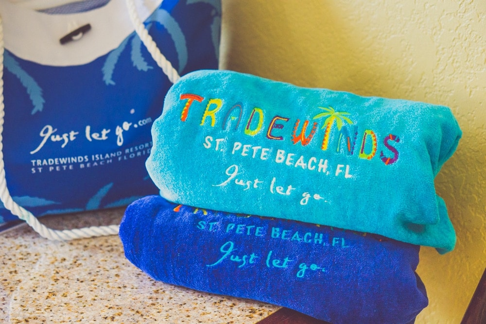 tradewinds island grand resort st pete beach