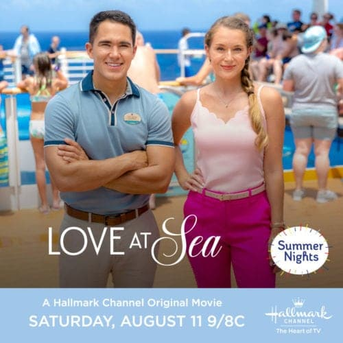 Hallmark Channel's Love at Sea