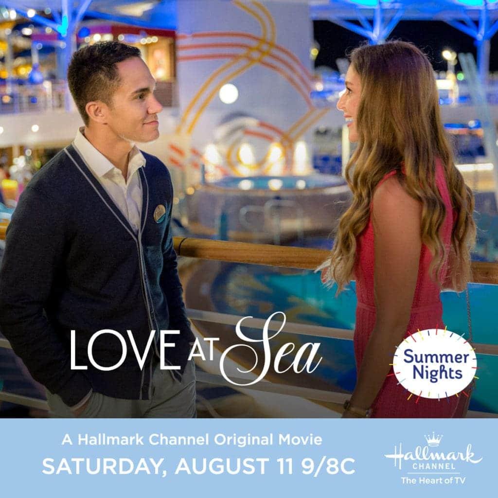 "Hallmark Channel's Summer Nights ""Love At Sea"" Premiering"