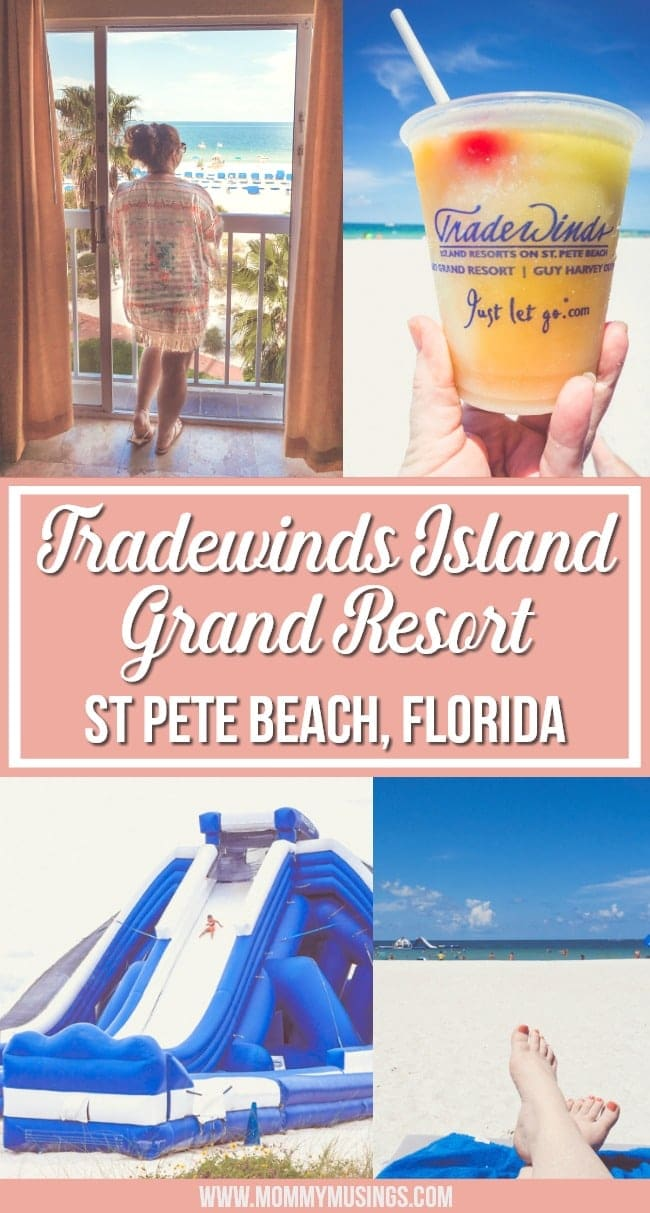 Tradewinds Island Grand Resort St. Pete Beach, Florida