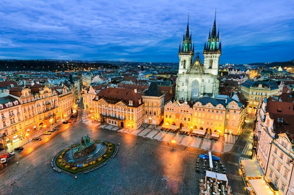 Moving Beyond Beer in Prague