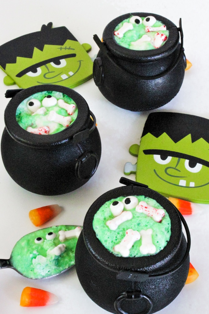 Jello Witches Cauldron Recipe