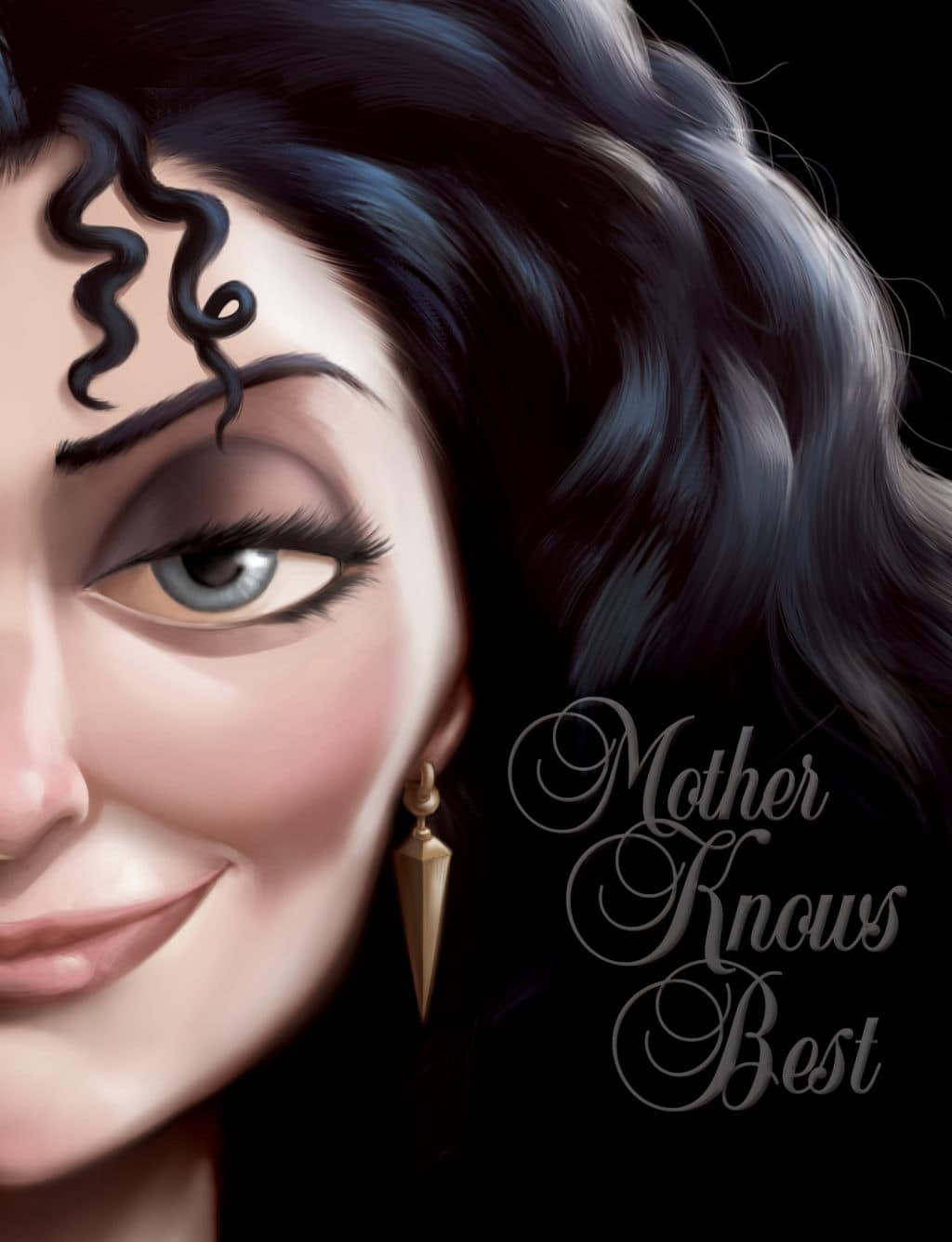 Disney Villains Books Mother Knows Best: A Tale of the Old Witch