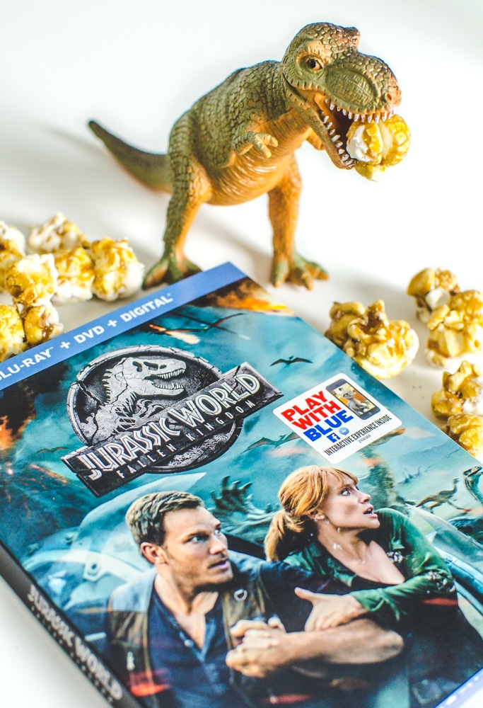 jurassic world fallen kingdom family movie night