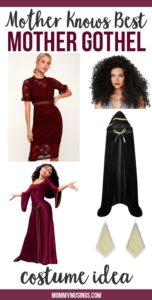 mother gothel costume idea