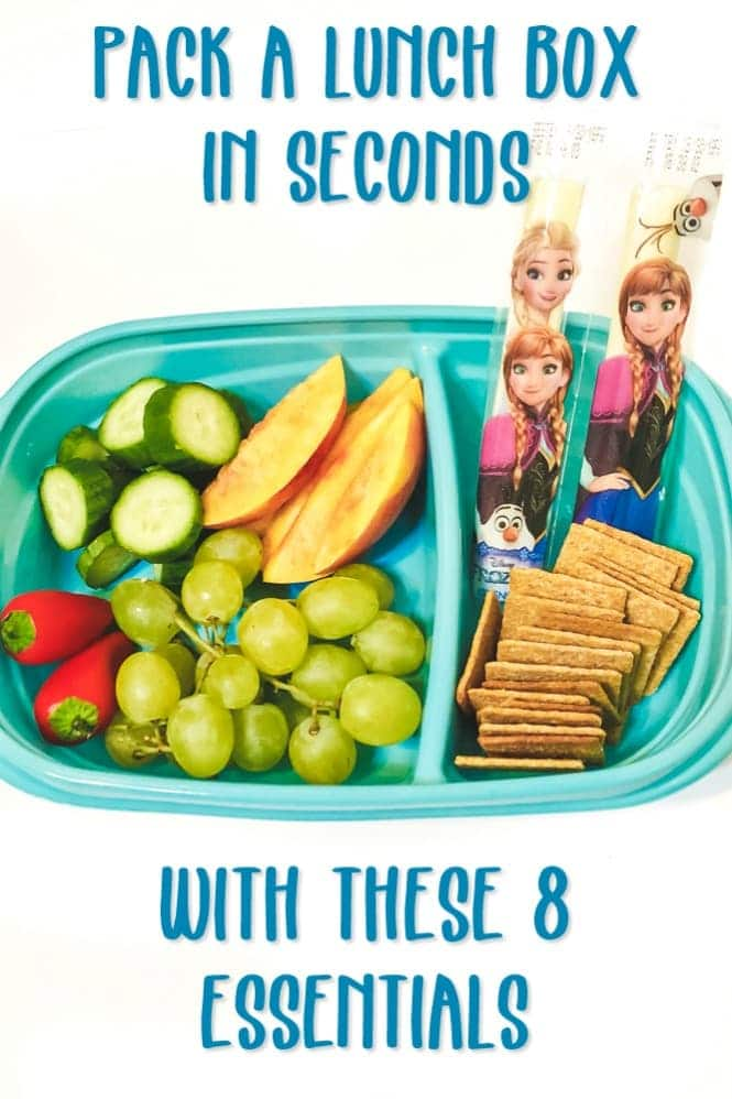 How to Pack a Lunch Box in Seconds with these 8 Essentials