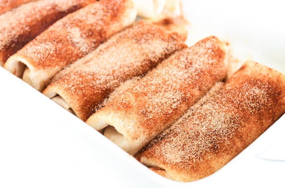 chimichanga dessert