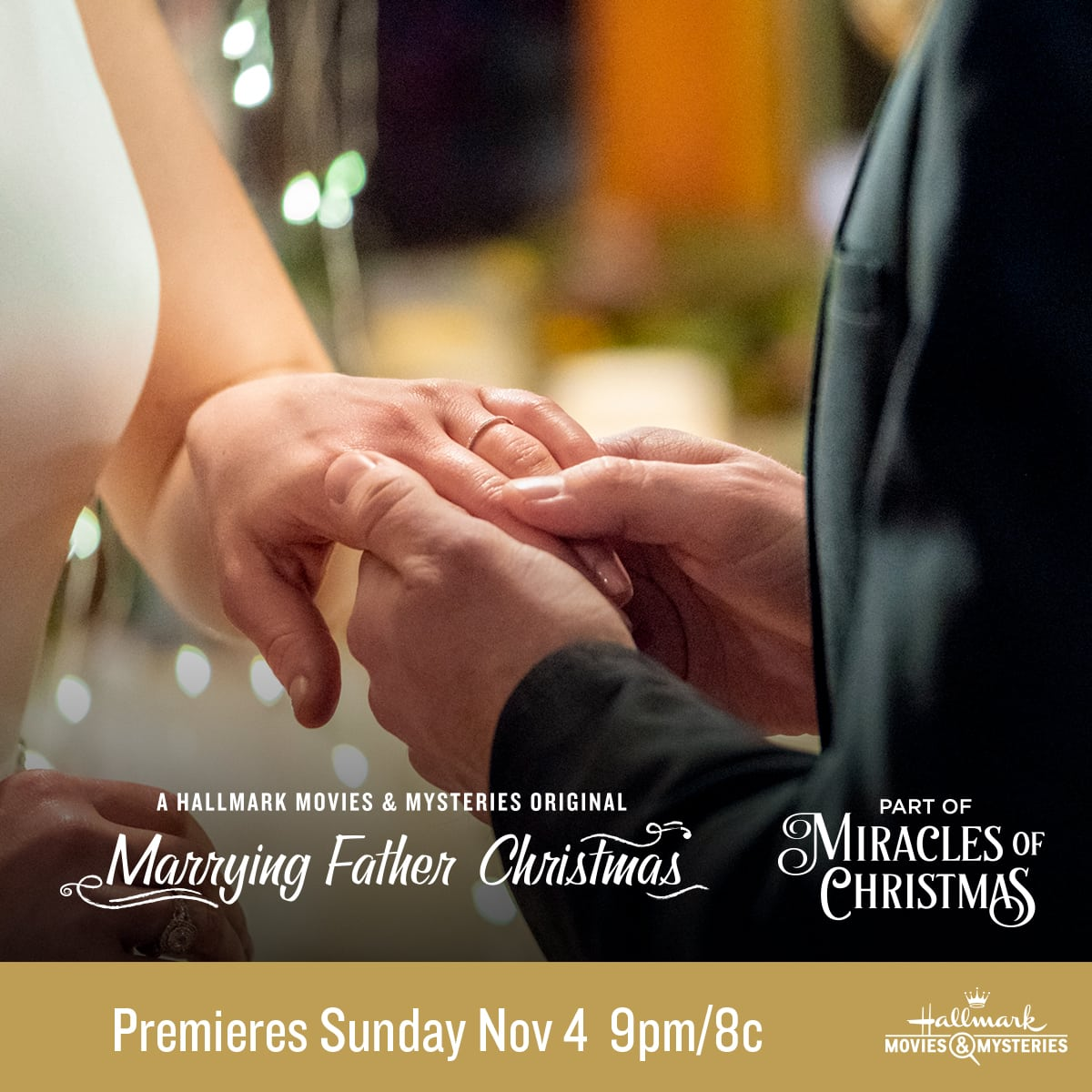 Hallmark Movies Amp Mysteries Quot Marrying Father Christmas Quot