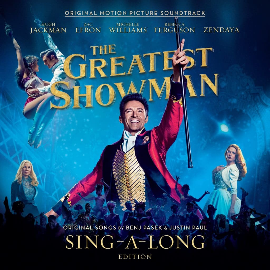 The Greatest Showman - Sing-A-Long